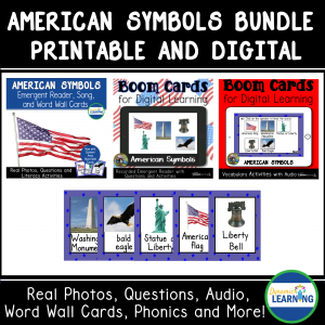picture of American Symbols resources