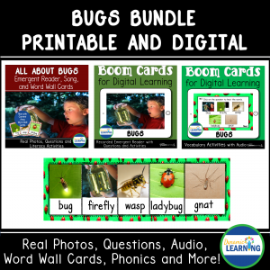 picture of Bugs resources