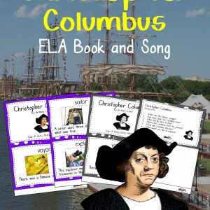 Columbus Book with Questions