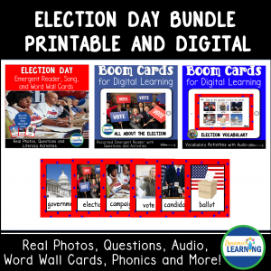 picture of Election Day reources