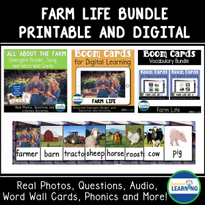 picture of farm life reources