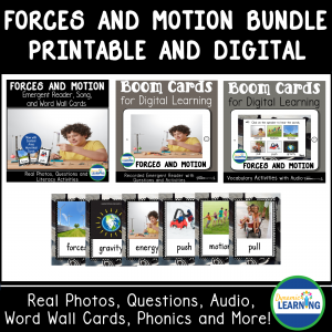 picture of Forces and Motion resources