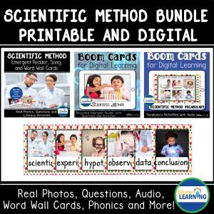 picture of scientific method resources