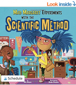 picture of book about scientific method