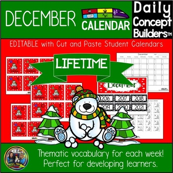picture of December Calendar