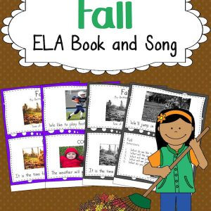 Fall Book with Questions
