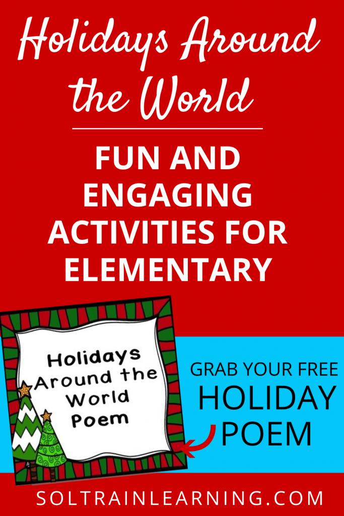 free holiday around the world poem