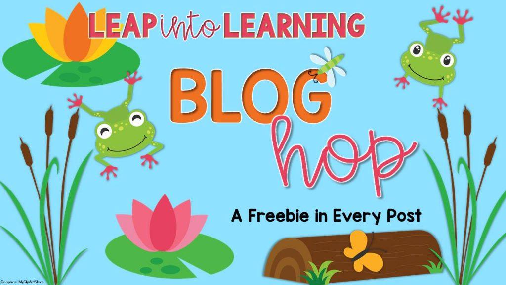 Blog Hop for Elementary