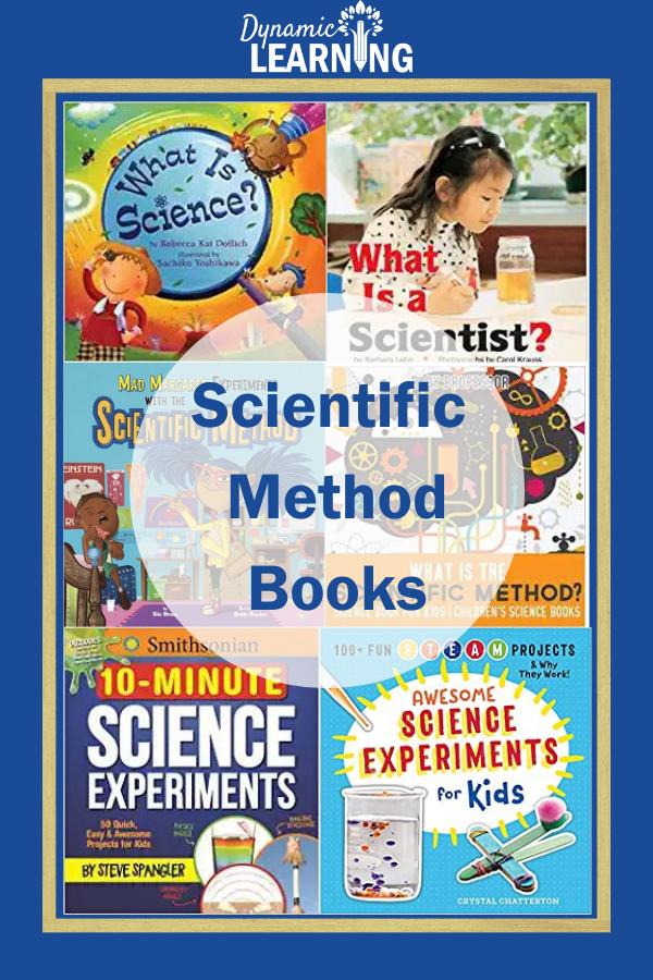 picture of scientific method books